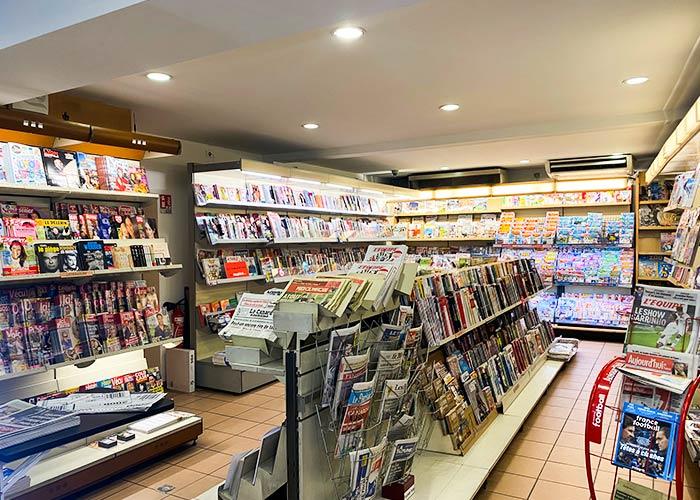 Le Havane - kiosque à journaux à Bourgoin-Jallieu